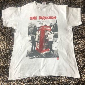 One direction Take Me Home T shirt